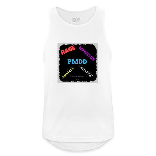 Pmdd symptoms - Men's Breathable Tank Top