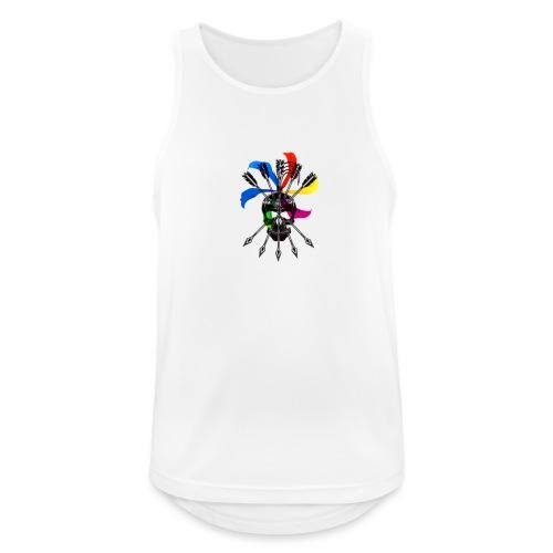 Blaky corporation - Camiseta sin mangas hombre transpirable