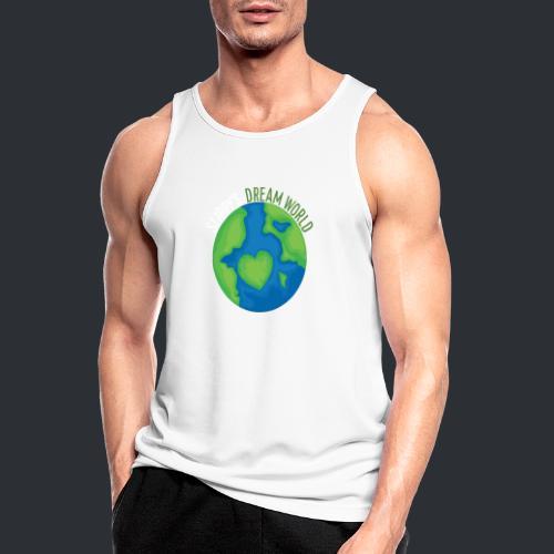 Slippy's Dream World - Men's Breathable Tank Top