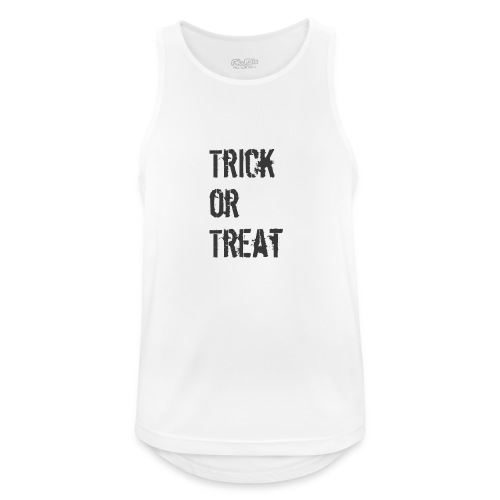Trick or Treat - Men's Breathable Tank Top