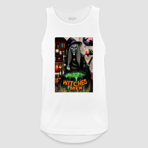 The Witch - Men's Breathable Tank Top