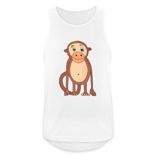 Bobo le singe - Débardeur respirant Homme