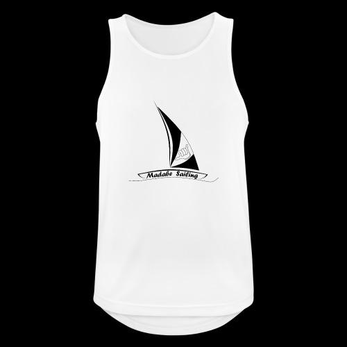 Madabe Sailing - Männer Tank Top atmungsaktiv
