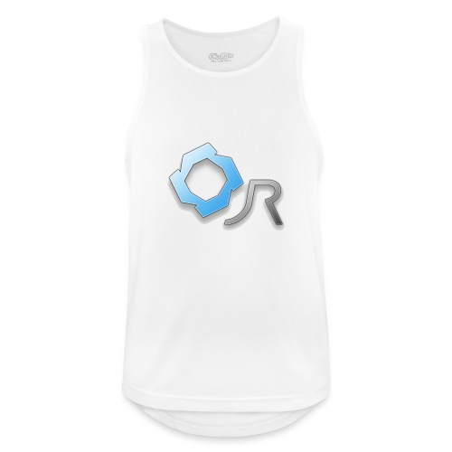 Original JR Logo - Men's Breathable Tank Top