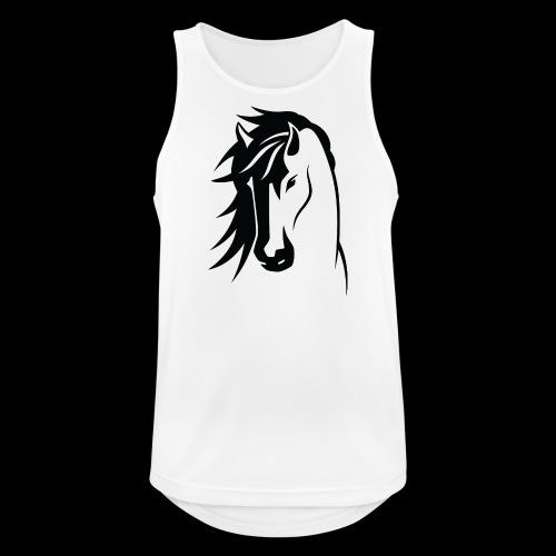Stallion - Men's Breathable Tank Top