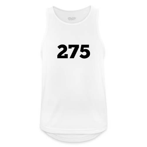 275 - Men's Breathable Tank Top