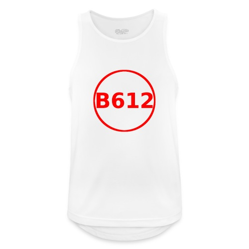 b612 png - Canotta da uomo traspirante