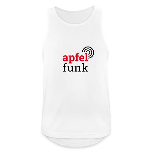 Apfelfunk Edition - Männer Tank Top atmungsaktiv