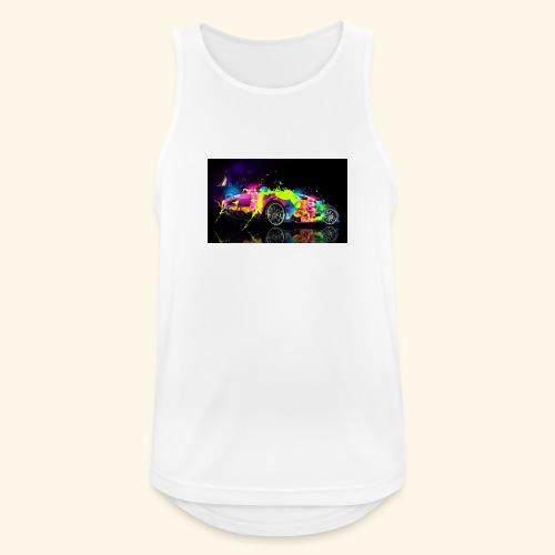 T-Shirts - Mannen tanktop ademend actief