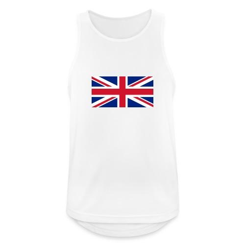 United Kingdom - Men's Breathable Tank Top