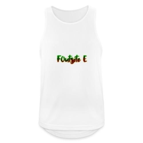 F0utsite E (HALLOWEEN Edition) - Andningsaktiv tanktopp herr