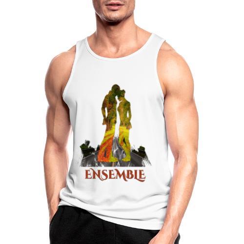 Ensemble -by- T-shirt chic et choc - Débardeur respirant Homme