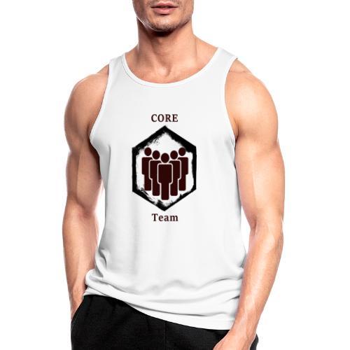 CoreTeam - Männer Tank Top atmungsaktiv