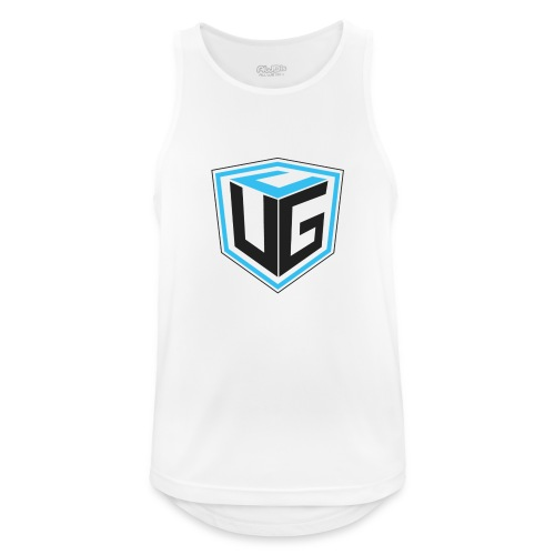 Ultimate Gaming Community Cube - Männer Tank Top atmungsaktiv