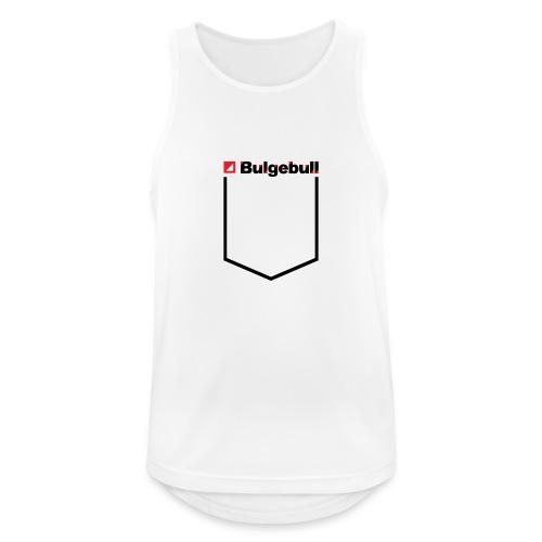 BULGEBULL-POCKET2 - Camiseta sin mangas hombre transpirable
