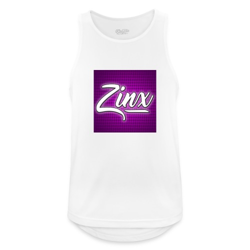 Zinx Merch - Men's Breathable Tank Top