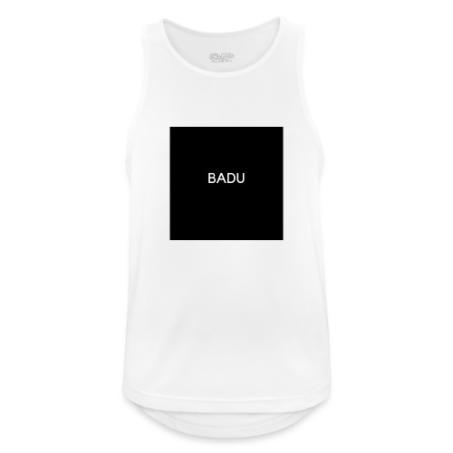 BADU - Canotta da uomo traspirante