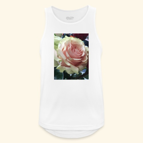 Roses - Männer Tank Top atmungsaktiv
