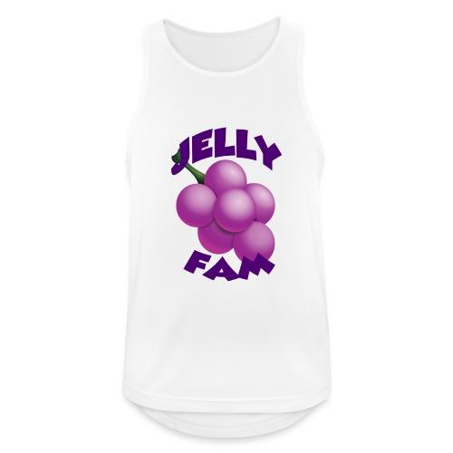 JellySquad - Herre tanktop åndbar