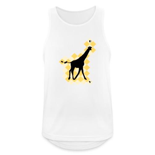 GiraffeSquare - Miesten tekninen tankkitoppi