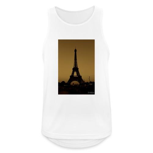 Paris - Men's Breathable Tank Top