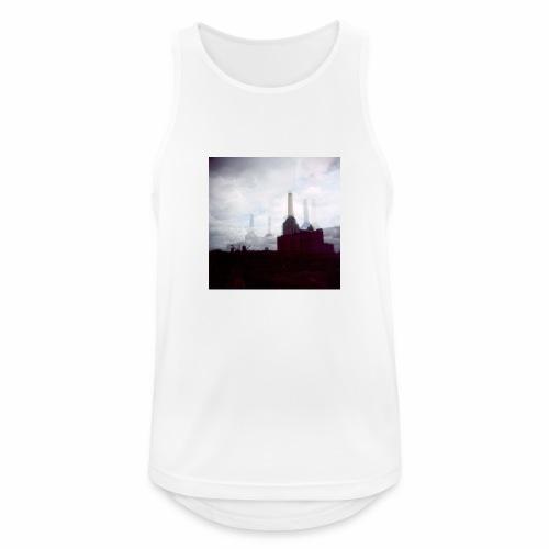 Original Artist design * Battersea - Men's Breathable Tank Top