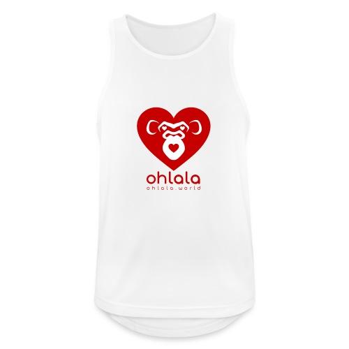 Ohlala LOVE - Débardeur respirant Homme