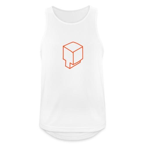 Simple Box T - Men's Breathable Tank Top