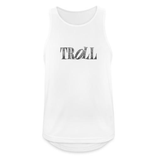 Troll - Men's Breathable Tank Top