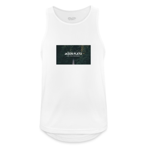 Jason Playz - Men's Breathable Tank Top