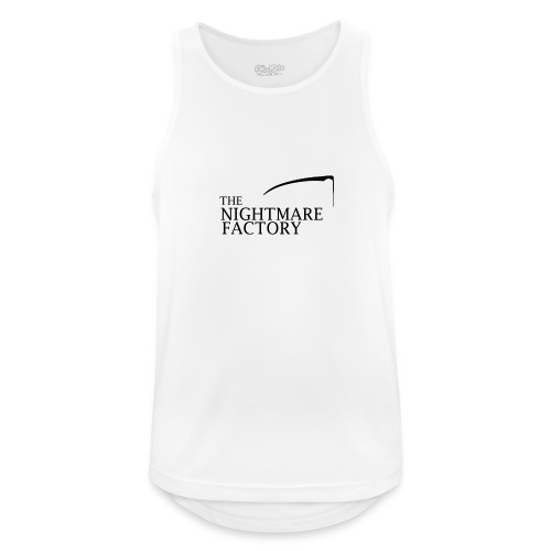 nightmare factory Nero png - Men's Breathable Tank Top
