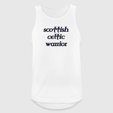 Schots - Mannen tanktop ademend