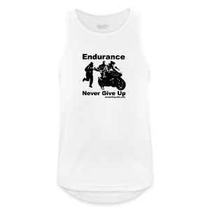 Race24 Push In Design - Men's Breathable Tank Top