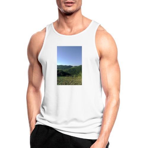 Panorama - Canotta da uomo traspirante
