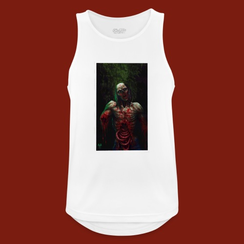 Zombie's Guts - Men's Breathable Tank Top
