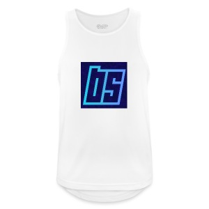 backgrounder_-17- - Men's Breathable Tank Top