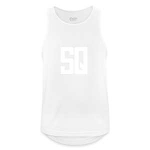 Statequest Brand - Men's Breathable Tank Top
