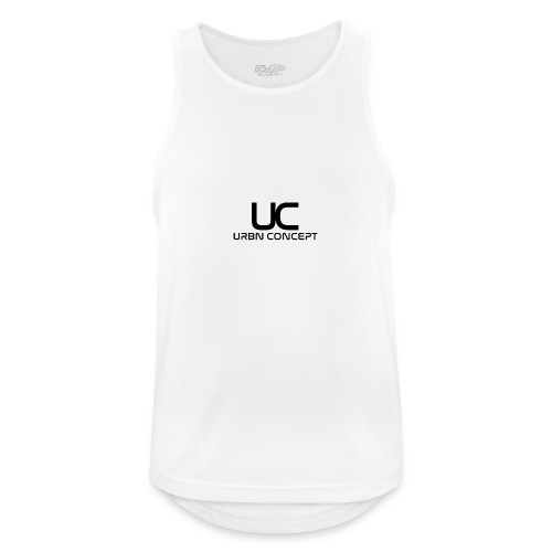 URBN Concept - Men's Breathable Tank Top