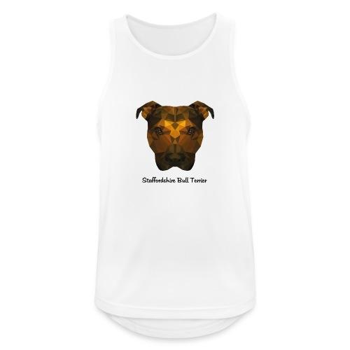 Staffordshire Bull Terrier - Men's Breathable Tank Top