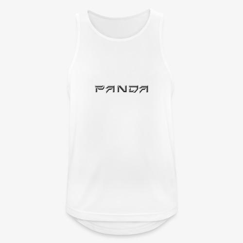 PANDA 1ST APPAREL - Men's Breathable Tank Top