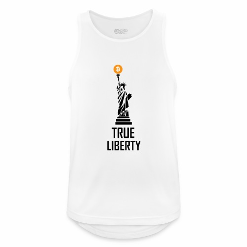 True liberty - Men's Breathable Tank Top