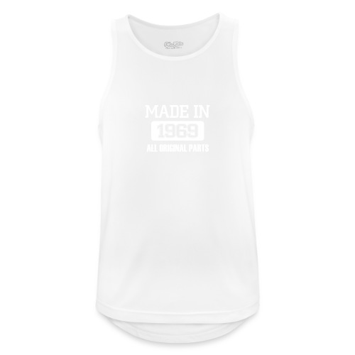 Made in 1969 - Men's Breathable Tank Top
