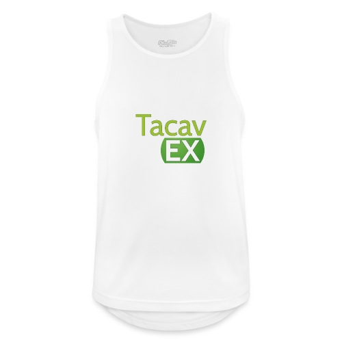 Tacavex Box - Camiseta sin mangas hombre transpirable