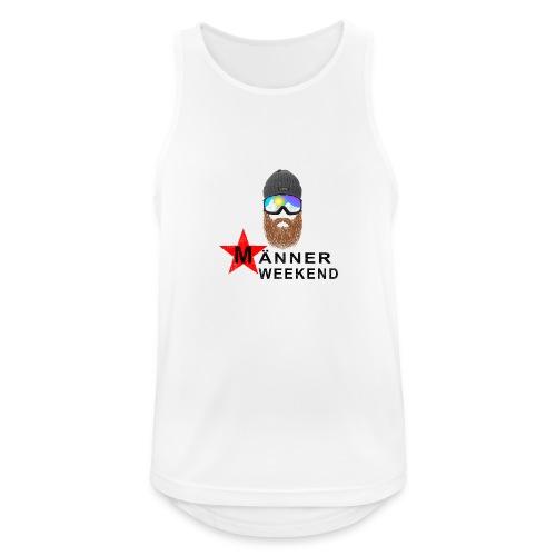 Männerweekend - Männer Tank Top atmungsaktiv