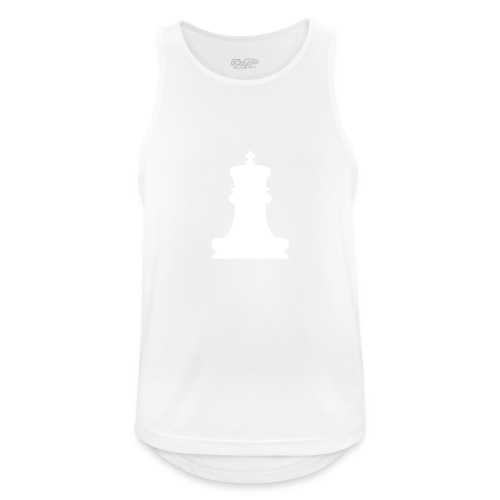 The White King - Men's Breathable Tank Top