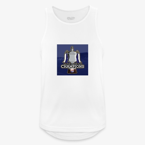 MFC Champions 2017/18 - Men's Breathable Tank Top