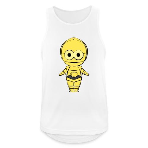 C-3PO - Débardeur respirant Homme