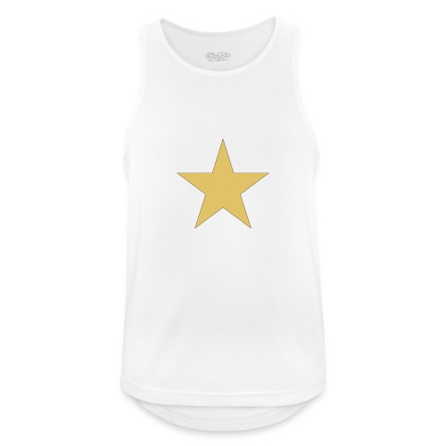 ardrossan st.pauli star - Men's Breathable Tank Top