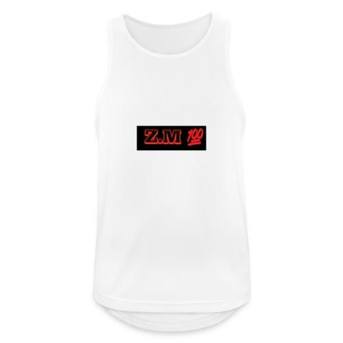 Z.M 100 - Men's Breathable Tank Top