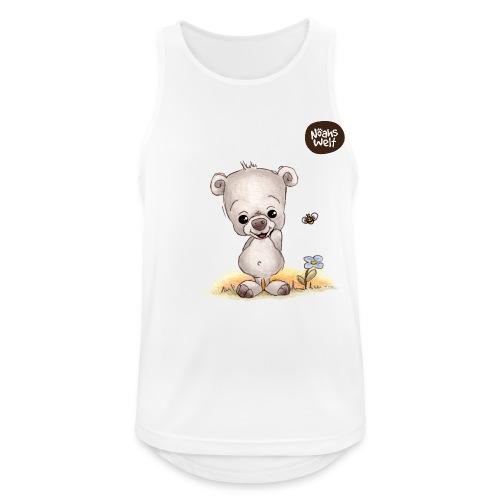 Noah der kleine Bär - Männer Tank Top atmungsaktiv